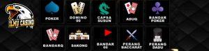 Jenis Permainan PKV Games Judi Online
